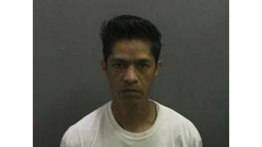 Luis Eduardo Distancia has been identified by police as a suspect in a fatal hit-and-run in Santa Ana.