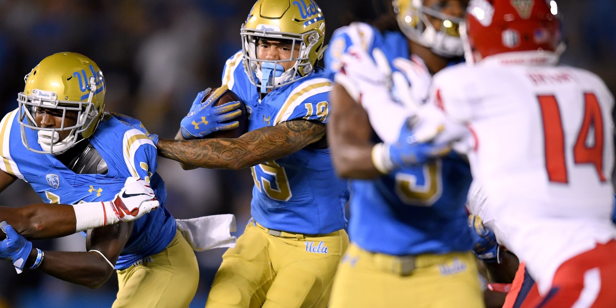 UCLA vs. Colorado: Colorado 38, UCLA 16