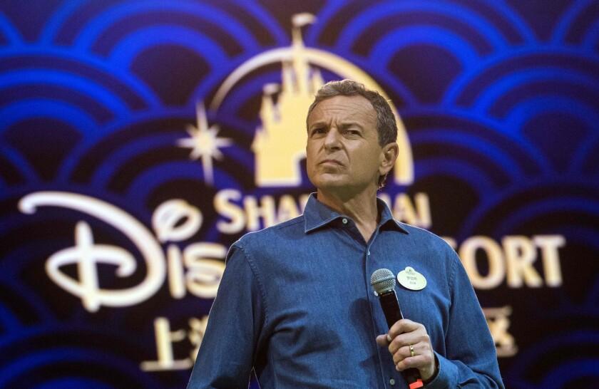 Bob Iger, de Disney.