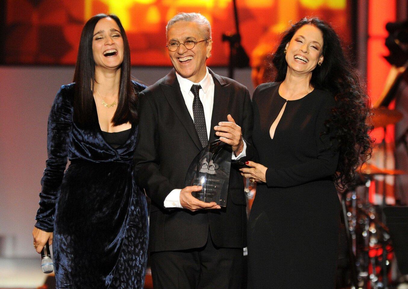Homenaje a Caetano Veloso como Persona del Año