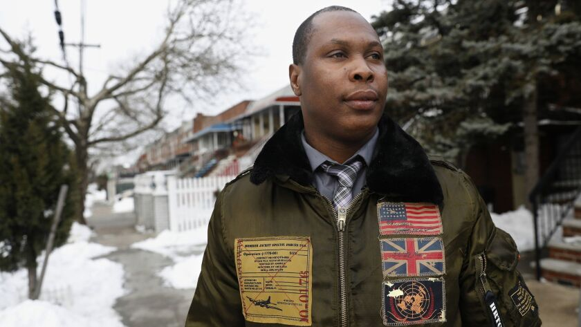 Davino Watson, a U.S. citizen, was wrongfully held in immigration detention centers for more than three years while he sought to prove his citizenship.