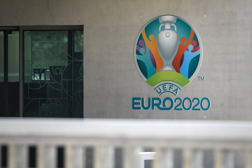 UEFA canceled the 2020 European Soccer Championships on Tuesday because of the coronavirus pandemic.