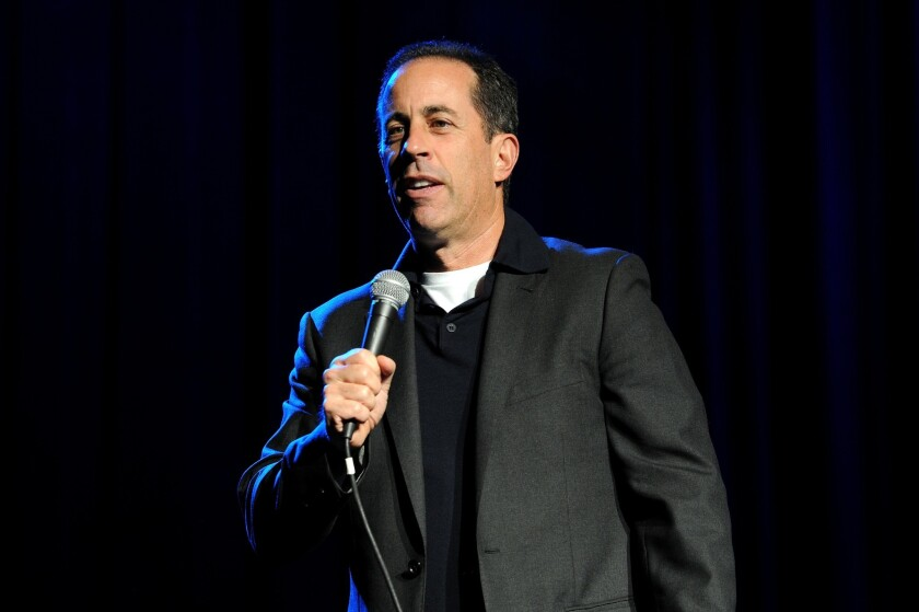 "Jerry Seinfeld's comedy special ""23 Hours to Kill"" premieres May 5 on Netflix."