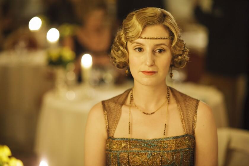 """Downton Abbey"" finale"