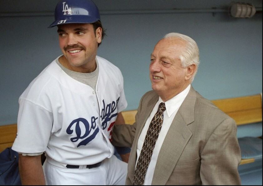 Dodgers Dugout The 25 Greatest Dodgers Of All Time No 19