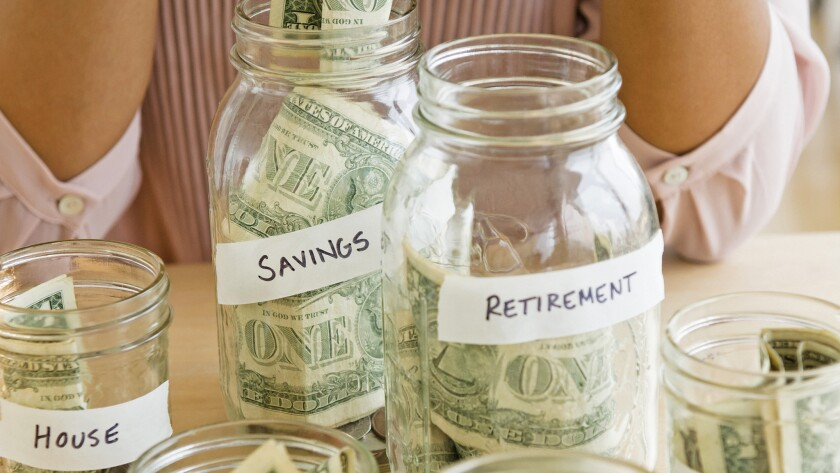 Start early to save for retirement.