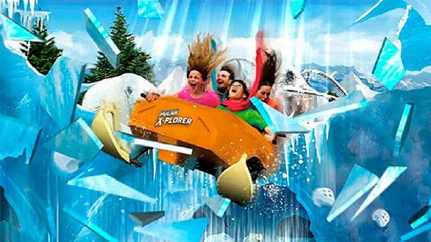 Polar X-Plorer at Legoland Billund