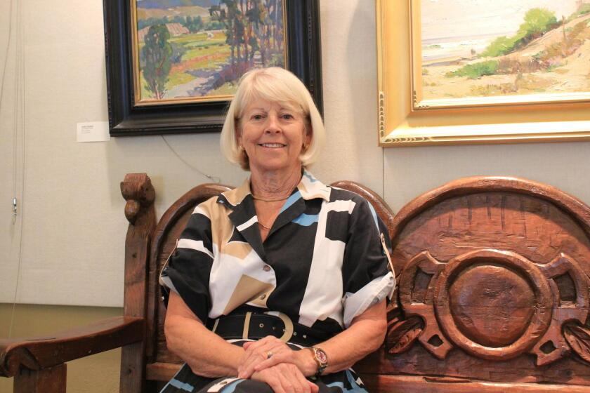After years of working at hospice, La Jollan May Bull decided to share her knowledge by organizing Death Café support groups