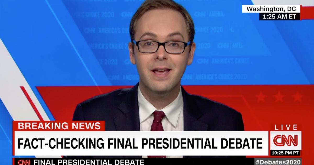 Trump makes so many false claims, CNN fact-checker Daniel Dale has lost count