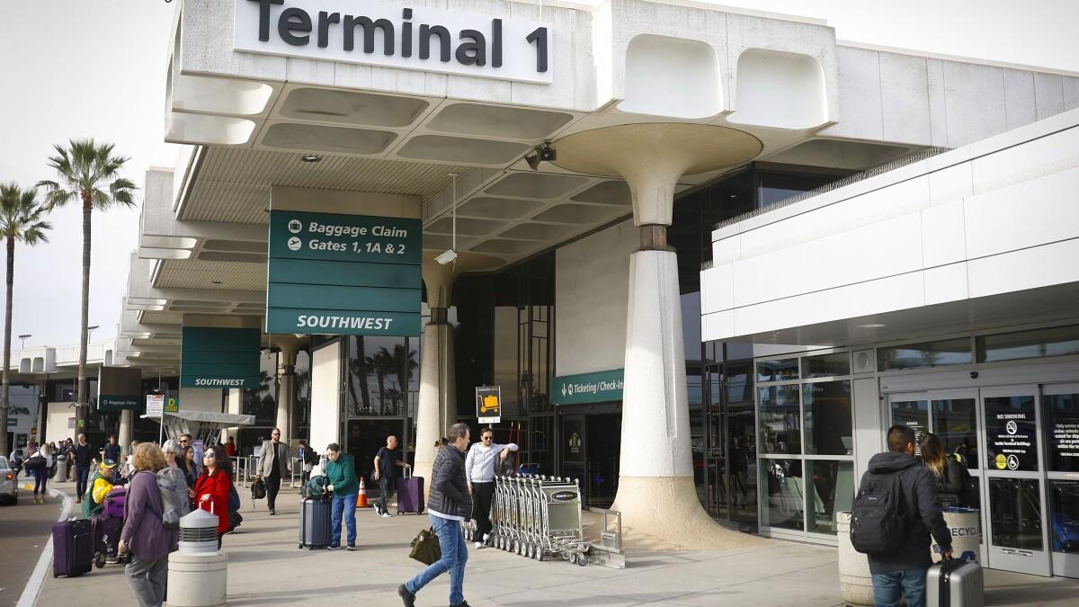 $3B plan to replace San Diego airport's aging Terminal 1 reaches major milestone