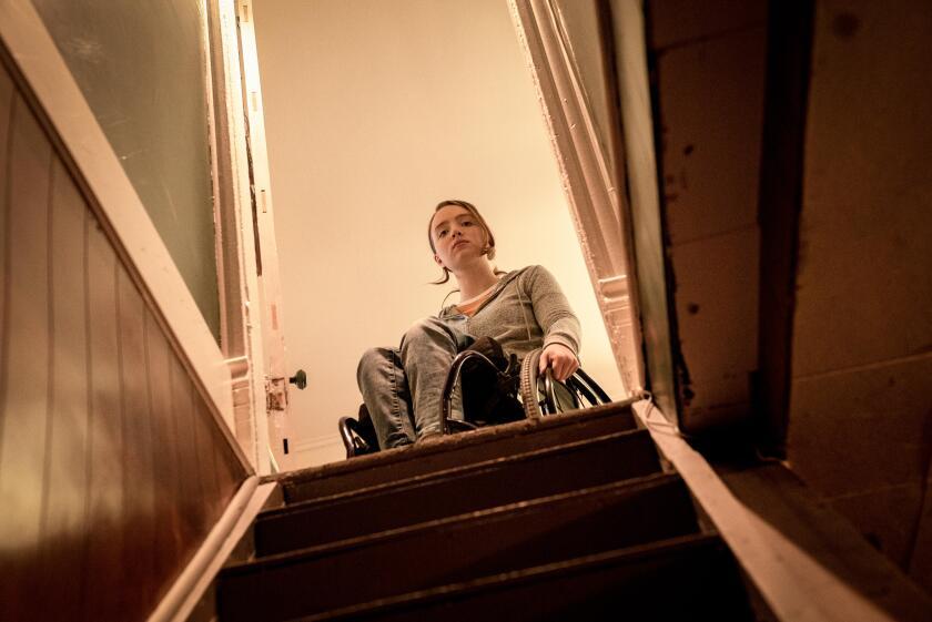 """Newcomer Kiera Allen in the thriller """"Run."""""""