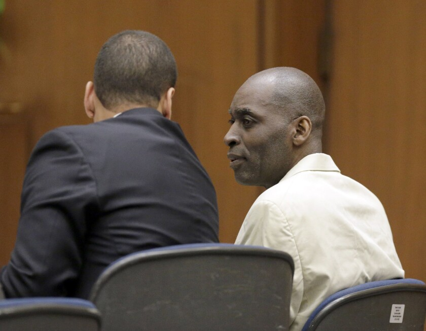 Michael Jace on trial for murder