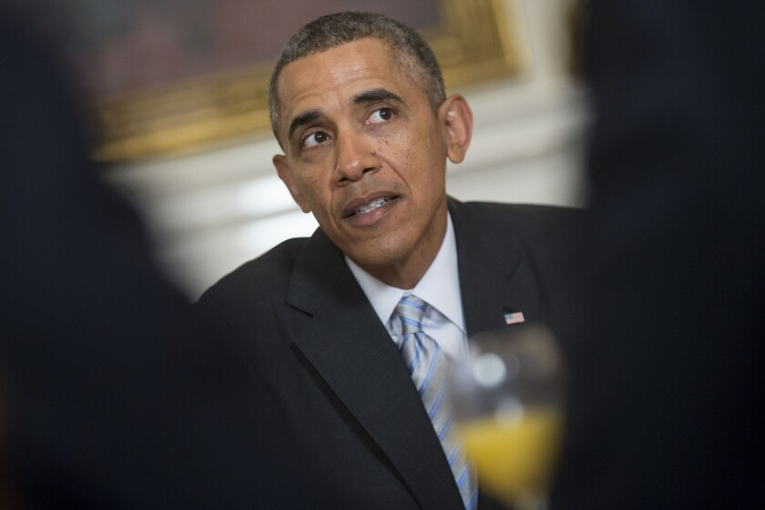President Obama's budget: Last rites for a 'grand bargain'