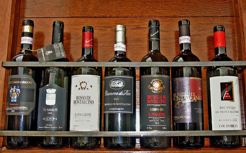 Thirst for Italian wines is diminishing as a younger generation bypasses wine for beer.