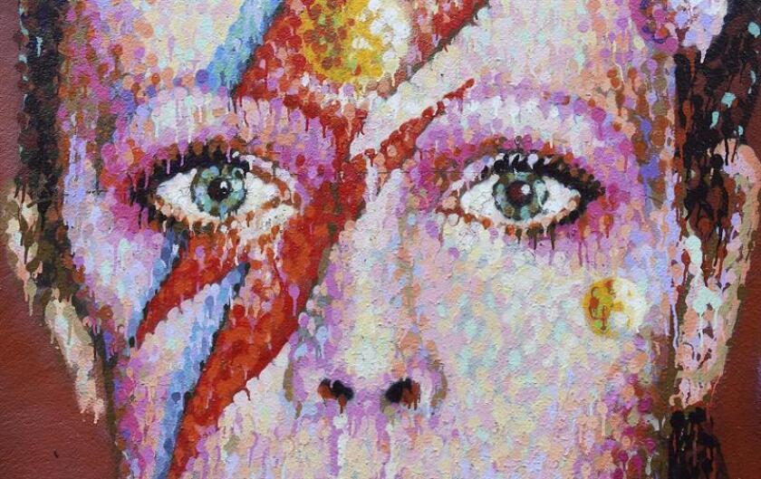 David Bowie, cantante británico. EFE/Archivo
