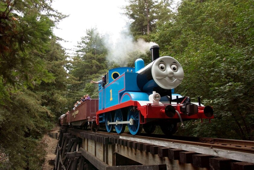 Day Out With Thomas. (C) 2004 Gullane (Thomas) Limited. A HIT Entertainment Company. (Photo by: Emile Wamsteker)