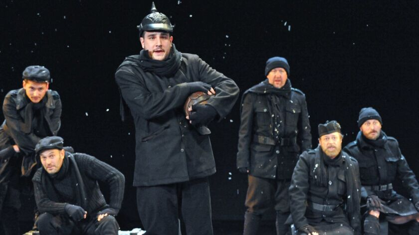"""All is Calm: The Christmas Truce of 1914"""