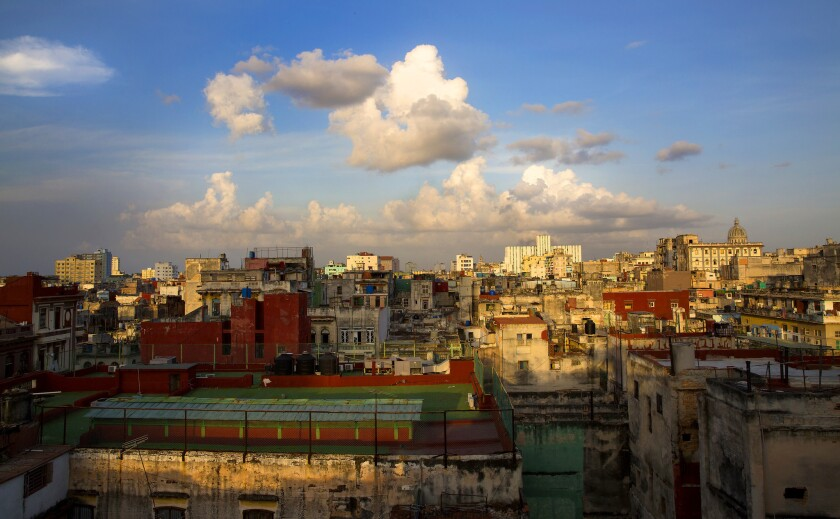 Letters: In Cuba, what you see may not reflect its harsh reality