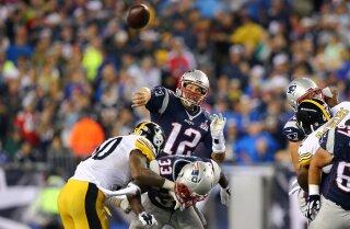 Bill Plaschke's wakeup call: Where the Patriots go, cheating rumors follow