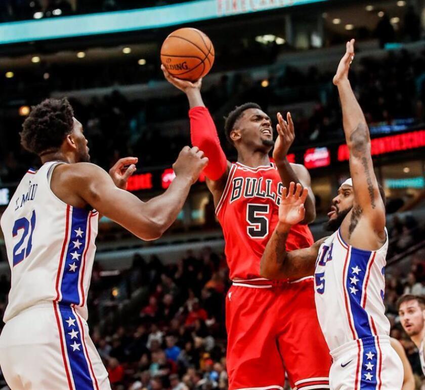 108-100. Portis lidera la victoria de los Bulls