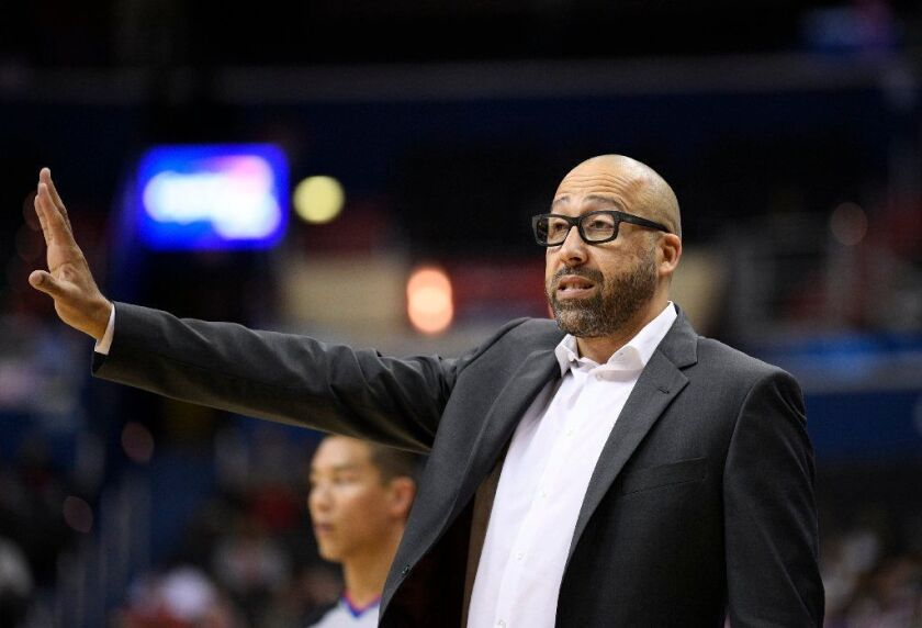 New coach David Fizdale and the Knicks open their season Wednesday night against the Hawks at Madison Square Garden.
