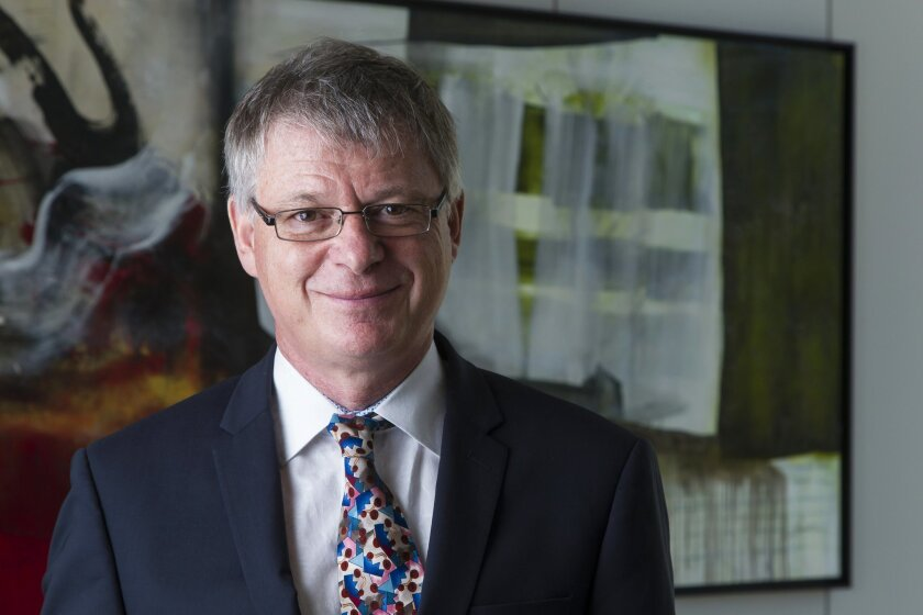 Dr. Stephen Kingsmore is president and CEO of the Rady Children's Institute for Genomic Medicine in San Diego.