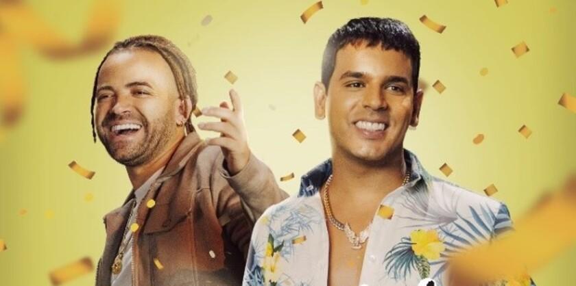 El venezolano Nacho y el boricua Tito El Bambino unen fuerzas en un nuevo tema.
