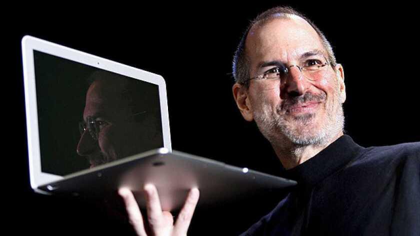 Steve Jobs falleció de cáncer de páncreas a la edad de 56 años.