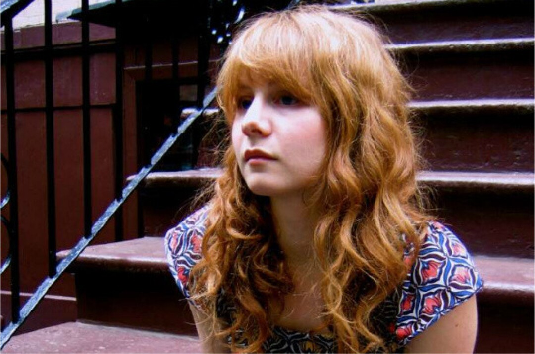 Playwright Annie Baker