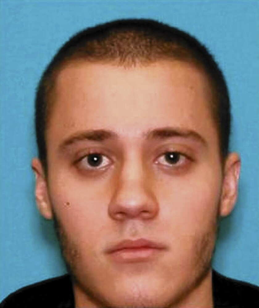 Accused LAX gunman pleads not guilty