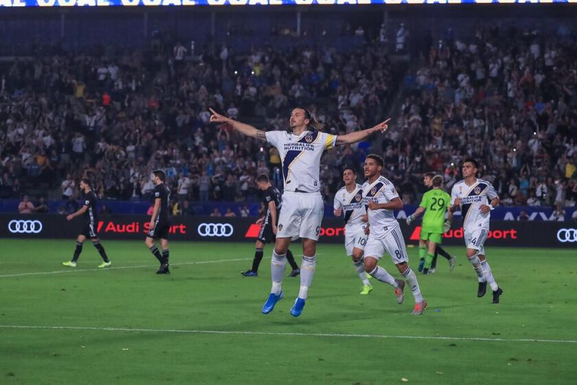 Soccer! Is Zlatan Ibrahimovic the best player in MLS history?