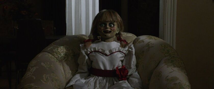 From 'Annabelle' to Chucky: How horror became summer's hot