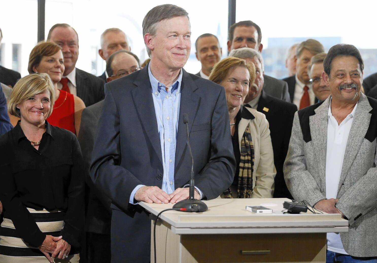 John Hickenlooper quits presidential race and may run for Senate