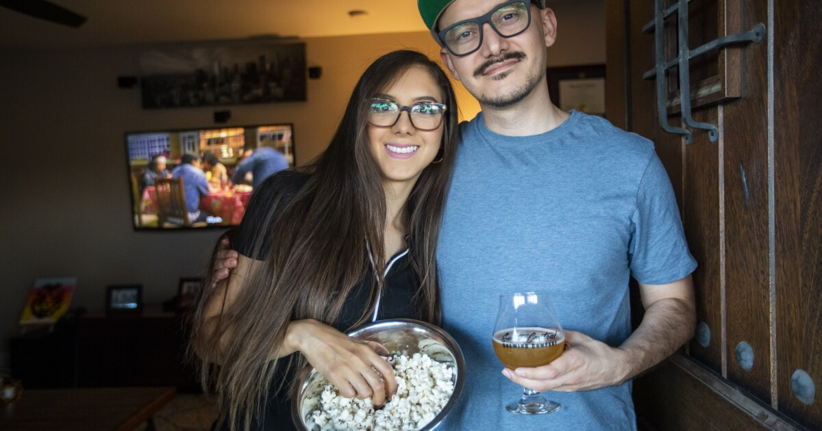 Why this young, bilingual couple is the audience streamers covet