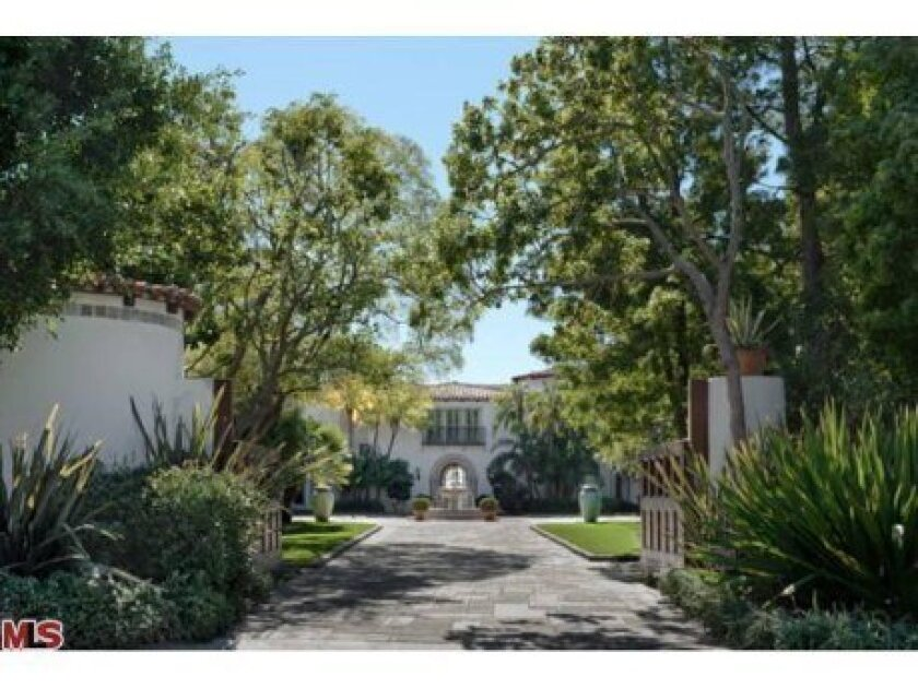 Kent Kresa asks $35 million for Beverly Hills estate