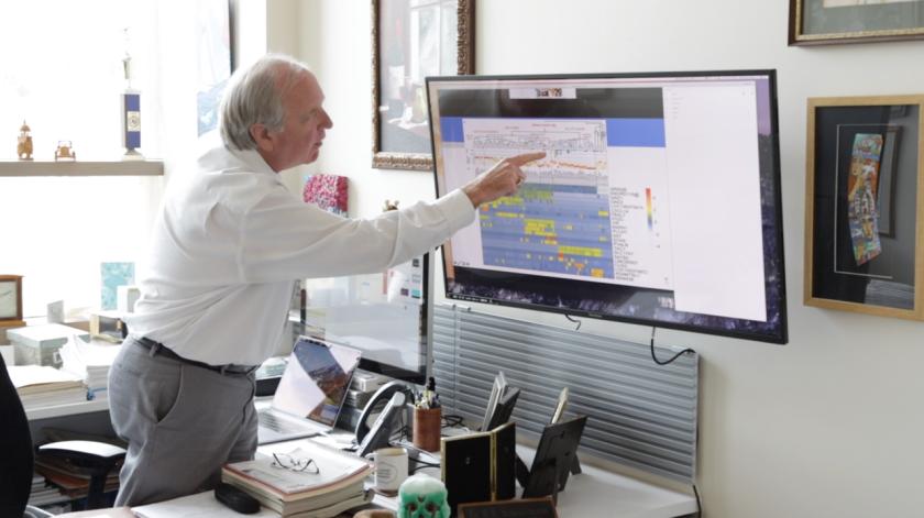 Richard Scheuermann of the J. Craig Venter Institute