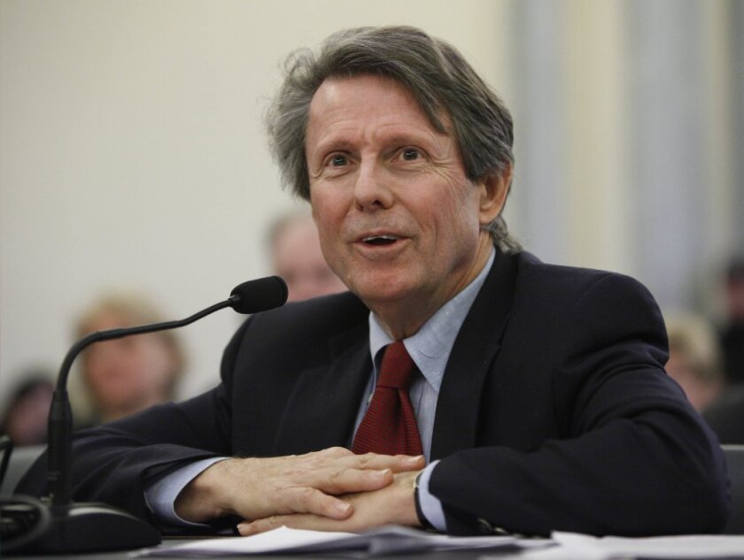 Clarence Ditlow testifies on Capitol Hill in 2010