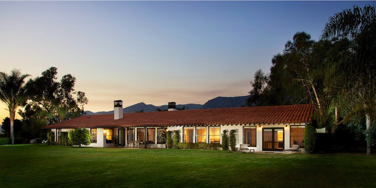 Spanish villa in Montecito | Hot Property