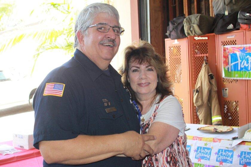 35-year firefighter closes career in La Jolla - La Jolla Light