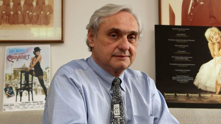 U.S. 9th Circuit Court of Appeals Judge Alex Kozinski, seen in 2015, wrote that the government must offer proper justification for impounding a vehicle.