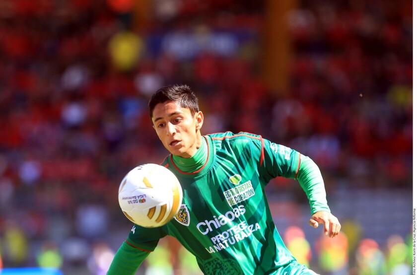 Gustavo Nava García, hermano del futbolista mexicano Julio Nava (foto), fue encontrado muerto en Martínez de la Torre, Veracruz.