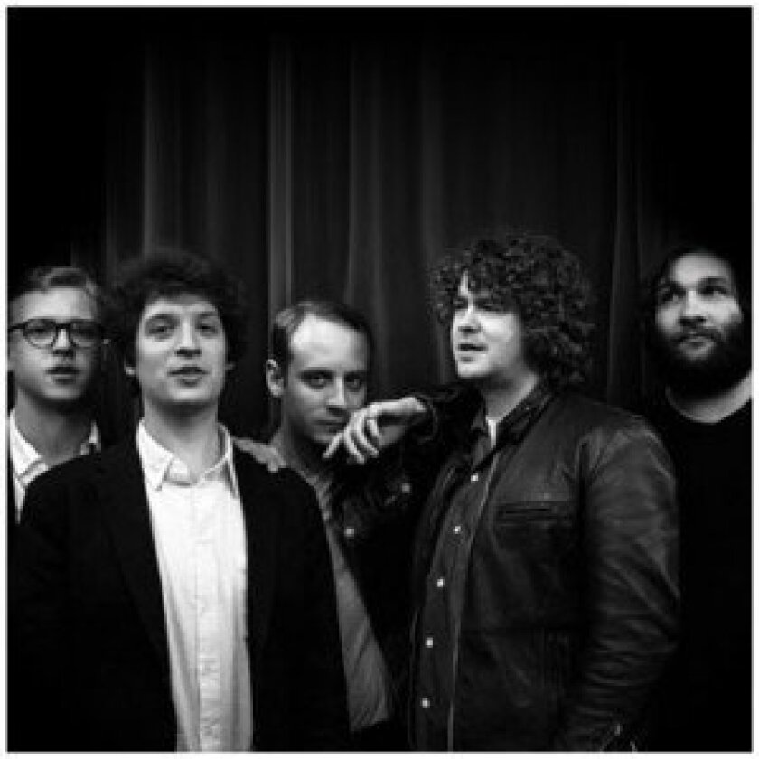 Deer Tick will play at Solana Beach's Belly Up Tavern on Oct. 27. Photo courtesy of www.deertickmusic.com.