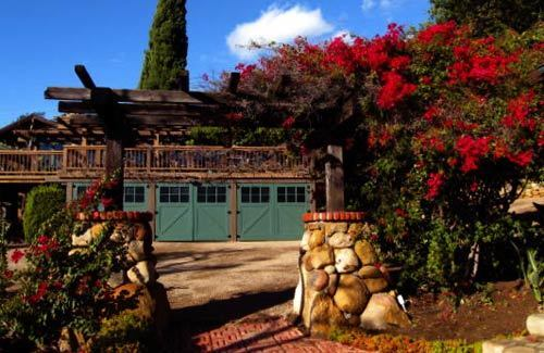 An Arts and Crafts Masterpiece in Ojai
