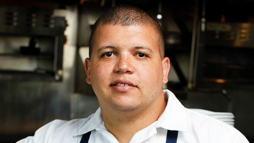 Executive chef Brad Wise