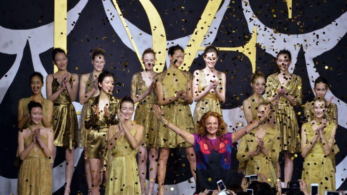 Diane Von Furstenberg Scores An E Reality Tv Series Los Angeles Times