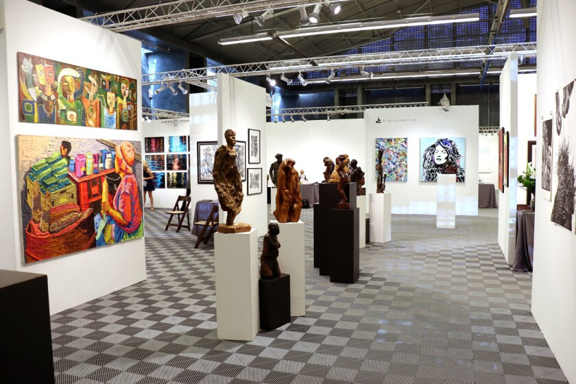 Art San Diego contemporary art show. (Courtesy photo)