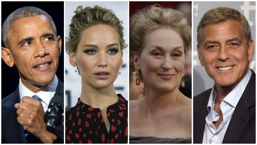 Celebrities respond to the Weinstein scandal