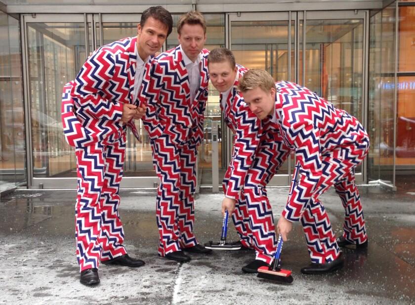 Norway's Olympic crazy pants