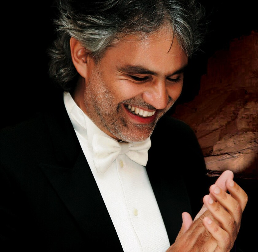 Launching from humble beginnings to iconic status, Andrea Bocelli's genre-straddling style and inimitably romantic timbre have helped classical music cross over into the mainstream.