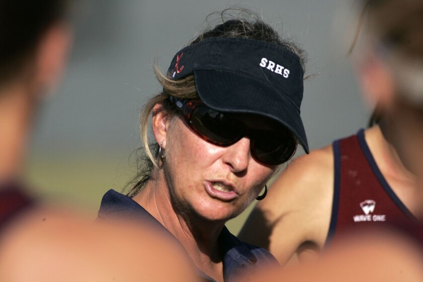 Saturday's title is the 10th San Diego Section championship for veteran Falcons coach Jane Morrill.
